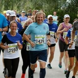 Tallinna Maraton - Boriss Shipunov (1439), Mirja Sarap (2593), Andrei Tsurikov (3149), Raul Liivrand (3416)