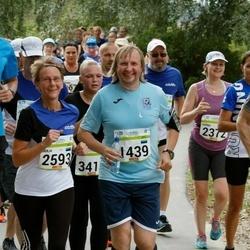 Tallinna Maraton - Boriss Shipunov (1439), Mirja Sarap (2593), Raul Liivrand (3416)