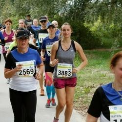 Tallinna Maraton - Mervi Torkkeli (2569), Agita Solzemniece (3883)