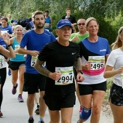 Tallinna Maraton - Annemay Gjedrem Lie (2499), Valeria Karoman (2534), Kuno Lumila (2994)