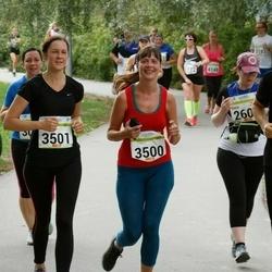 Tallinna Maraton - Liisi Reitalu (3500), Anni Reitalu (3501)