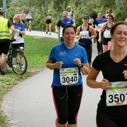 Tallinna Maraton - Evelin Rõuk (3040), Anni Reitalu (3501)