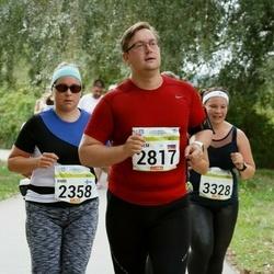 Tallinna Maraton - Anni Lähteenmäki (2358), Artem Selyutin (2817)