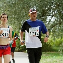 Tallinna Maraton - Chuncheng Ma (1712), Adna Dumitrescu (1811)
