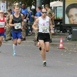 Tallinna Maraton - Bert Tippi (47), Stanislav Iukhnovich (252)