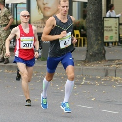 Tallinna Maraton - Bert Tippi (47), Aki Uutela (207)