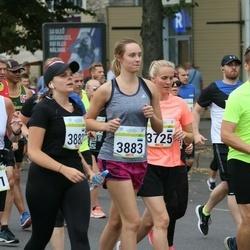 Tallinna Maraton - Beate Simane (3882), Agita Solzemniece (3883)