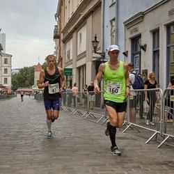 Tallinna Maraton - Bert Tippi (47), Raimo Salla (160)