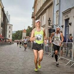 Tallinna Maraton - Aare Kutsar (51), Emil Laugal (824)