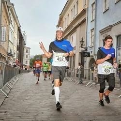 Tallinna Maraton - Arlyn Mitt (452), Roman Beljakov (459)
