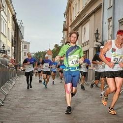 Tallinna Maraton - Endre Varik (415), Leons Seskens (437)
