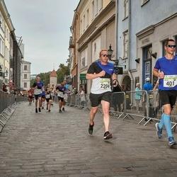 Tallinna Maraton - Artur Melkumjan (401), Ryan Jenks (2204)