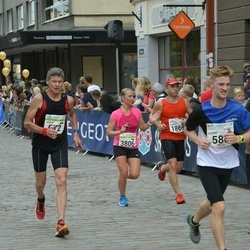 Tallinna Maraton - Liisa Kull (3806)