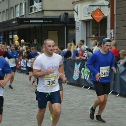 Tallinna Maraton - Morgan Gilbert (390), Arto Tõnnis (2406)
