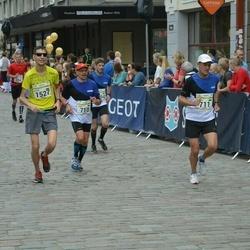 Tallinna Maraton - Arwed Puusalu (710), Artem Goriunov (1527)