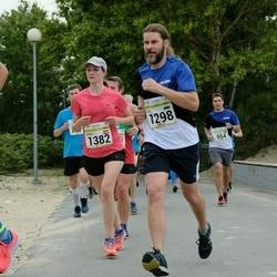 Tallinna Maraton - Tiit Maas (1298), Evita Ragovska (1382)