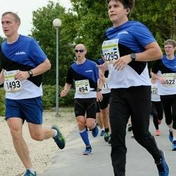 Tallinna Maraton - Kaupo Kaljumets (1493), Aleksei Gilfanov (2295)