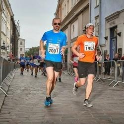 Tallinna Maraton - Boris Sheliapin (1952), Thomas K Foere (2001)