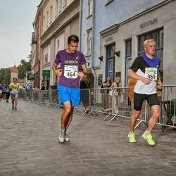 Tallinna Maraton - Maksim Novikov (464), Christoph Huebner (959)