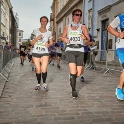 Tallinna Maraton - Merlyn Link (4033), Anita Feldmane (4190)