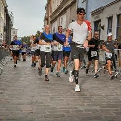 Tallinna Maraton - Kristo Fedoritš (799), Anni Oja (887)