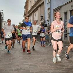 Tallinna Maraton - Eero Eloranta (638), Andis Kovalevskis (1345)