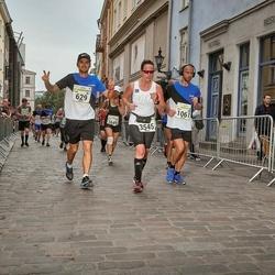 Tallinna Maraton - Tomi Sjöblom (629), Ando Põlluäär (1061)