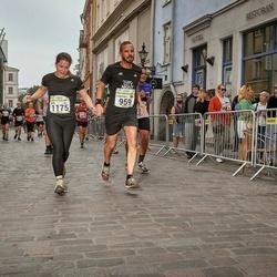 Tallinna Maraton - Christoph Huebner (959), Heidi Hyyryläinen (1175)