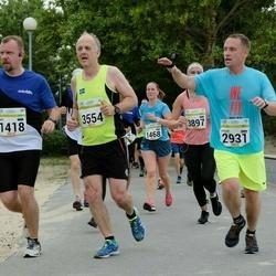 Tallinna Maraton - Priit Averkin (1418), Artem Krylov (2931), Sævar Skaptason (3554)