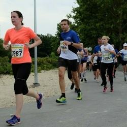 Tallinna Maraton - Rauno Parts (965), Caisa-Merili Mõik (3987)