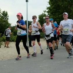 Tallinna Maraton - Jaana Leidas-Meerits (1286), Rene Luik (3292), Adalbjorg Skuladottir (3540)