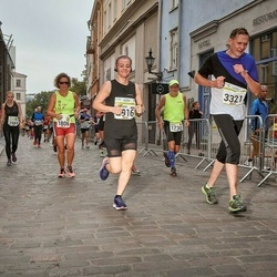 Tallinna Maraton - Anastasiia Iatcenko (2916), Mati Malm (3321)