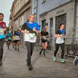Tallinna Maraton - Erko Kivro (269), Andranik Stepanian (1416)