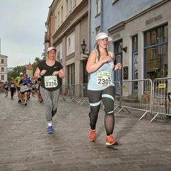 Tallinna Maraton - Agnes Kullap (2307), Tuule Kask (2316)