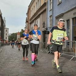 Tallinna Maraton - Annika Kütt (3296), Gunnar J. Geirsson (3546)