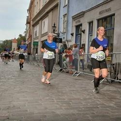 Tallinna Maraton - Age Jakobson (2085), Gerttu Sirel (2258)