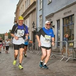 Tallinna Maraton - Janek Ollep (419), Ari Luostarinen (2684)
