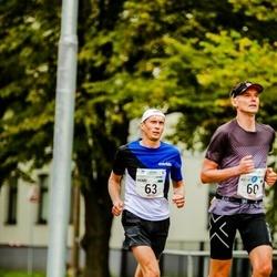 Tallinna Maraton - Artur Praun (60), Henri Rüüsak (63)