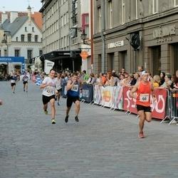 Tallinna Maratoni Sügisjooks 10 km - Kristjan Koll (66), Risto Kaljund (138), Armin Allmäe (4271)