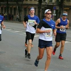 Tallinna Maraton - Ergo Meier (398), Armin Soosalu (497), Jaan Viirmann (871)