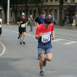 Tallinna Maraton - Gregor Tait (680), Aarne Vasarik (3652)
