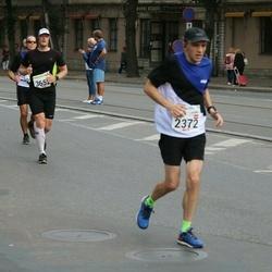 Tallinna Maraton - Janis Kukks (2372), Aarne Vasarik (3652)