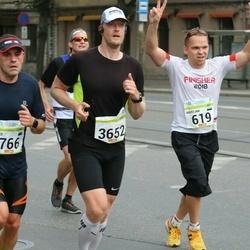 Tallinna Maraton - Kristjan Poltimäe (619), Fred Sooläte (766), Aarne Vasarik (3652)