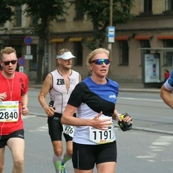 Tallinna Maraton - Annika Veimer (1191), Dimitri Pogodin-Hannolainen (2840)