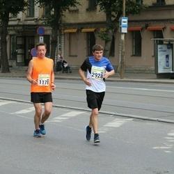 Tallinna Maraton - Artur Sofronov (1178), Andres Tenner (2928)