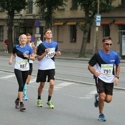 Tallinna Maraton - Andrus Belõi (791), Anni Oja (887)