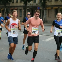 Tallinna Maraton - Anni Oja (887), Risto Pirnpuu (3151), Ken Thor Aabrams (4144)