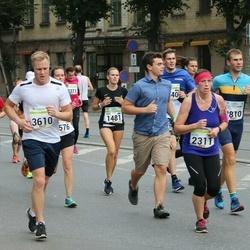 Tallinna Maraton - Berit Rohtjärv (1481), Sofia Alekseeva (2311), Janno Luste (3610)