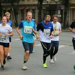 Tallinna Maraton - Arto Miettinen (1347), Jürgen Helstein (1909)