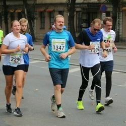 Tallinna Maraton - Arto Miettinen (1347), Marion Villemson (2296)